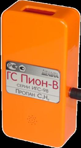 Газосигнализатор ИГС-98 «Пион-В» т/к (Пропан С3Н8) с поверкой