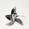 SAW V941/3 propeller stainless steel