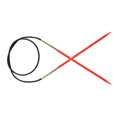 "Спицы круговые ""Trendz"" 3,5мм/100см, KnitPro, 51111"