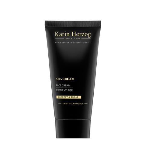 Karin Herzog Ночной крем для лица с АНА кислотами AHA Cream