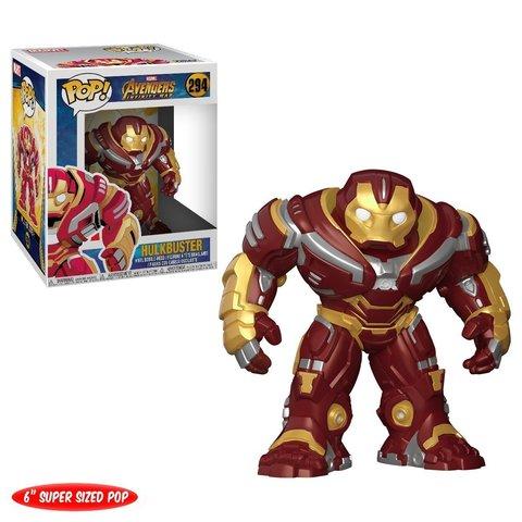 Фигурка Funko POP! Bobble: Marvel: Avengers Infinity War: 6