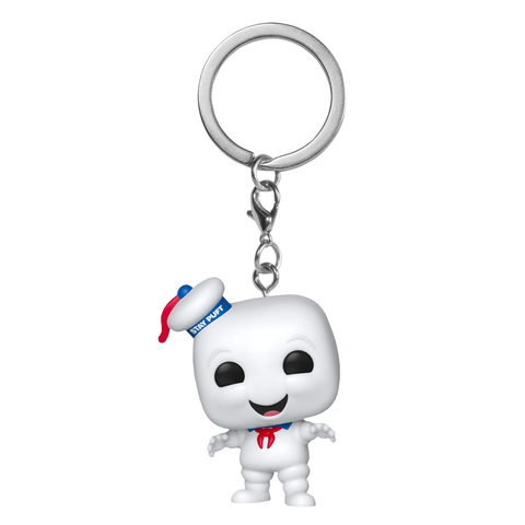 Брелок Funko Pocket POP! Keychain: Ghostbusters: Stay Puft (GW) (Exc)