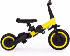 Беговел-велосипед 4в1 с родительской ручкой TR007