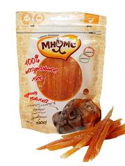 Лакомство для собак Мнямс куриная соломка с омега-3, омега-6