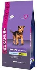 Корм для щенков крупных пород, Eukanuba Dog LARGE PUPPY