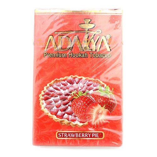 Табак для кальяна Adalya Strawberry Pie 50 гр.