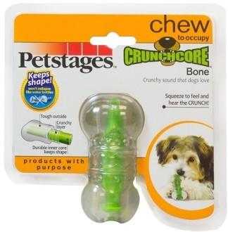 """Petstages Игрушка для собак Petstages """"Хрустящая косточка"""" резиновая 8 см очень маленькая 6b3b5ea5-59c9-11e4-87a4-001517e97967.jpg"""