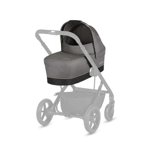 Спальный блок Cybex Carry Cot S Lavastone Black