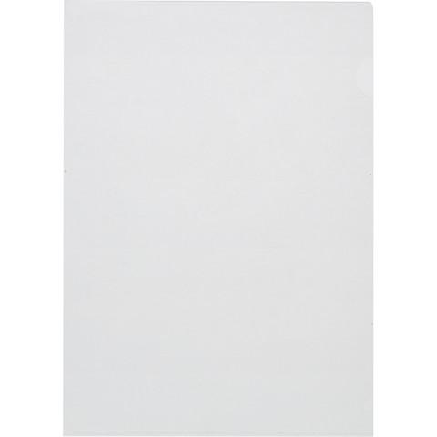 Папка-уголок Attache A4 прозрачная 150 мкм (10 штук в упаковке)