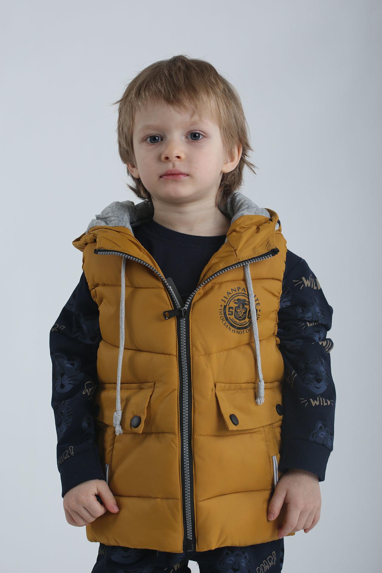 Жилет для мальчика Minika, MJ-209