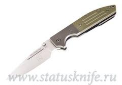 Нож Fellhoelter Custom Knives TAD Limited Edition