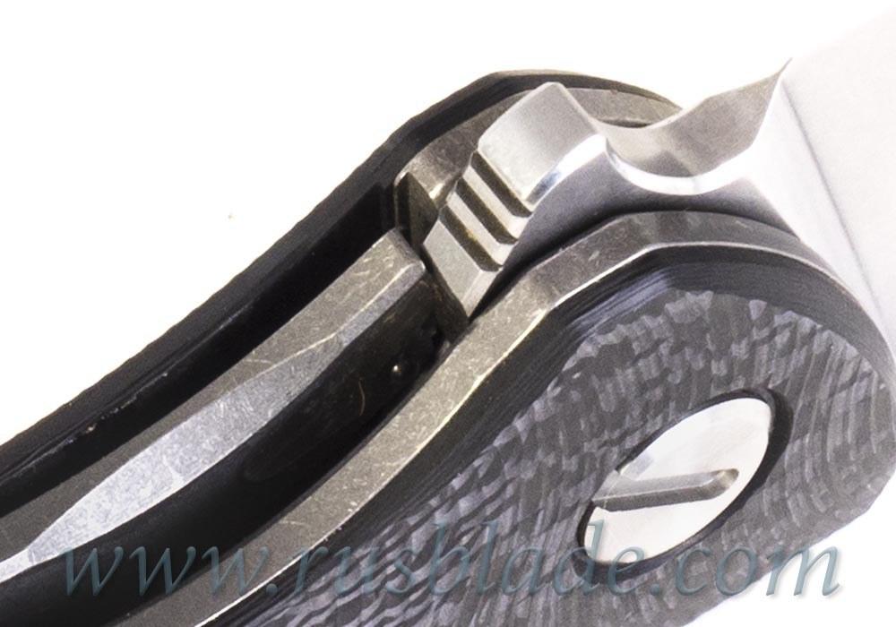 Shirogorov F3 M390 Premium CF SRBS - фотография