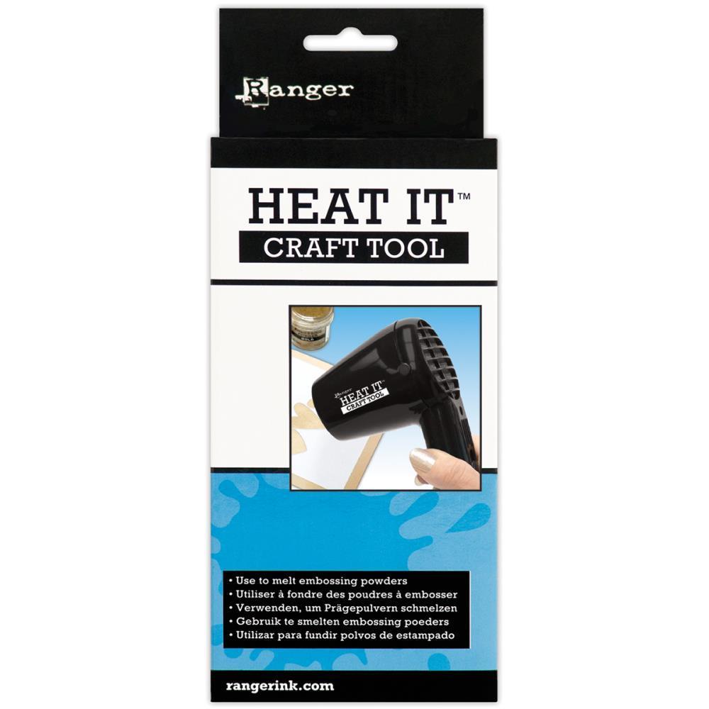 Фен для эмбоссинга Ranger - Heat It Craft Tool - черный