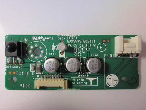 Модуль фотоприемника LG 26LB75