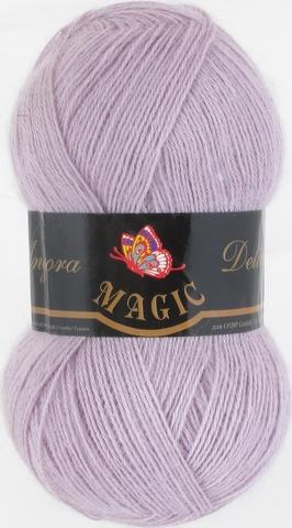 Пряжа Angora Delicate Magic 1121 Светлая пыльная сирень - купить в интернет-магазине недорого klubokshop.ru