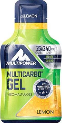 Энергетический гель Multipower MultiCarbo Gel