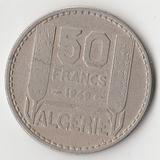 K9930 1949 Франция 50 франков ( Алжир )