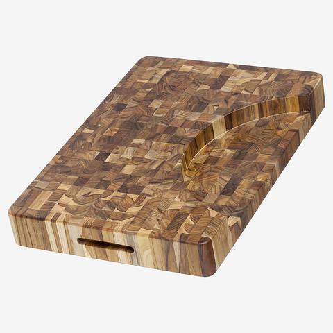 Доска разделочная торцевая Butcher Block 51x36 см