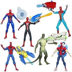 The Amazing Spider-Man Mission Figure Series 02