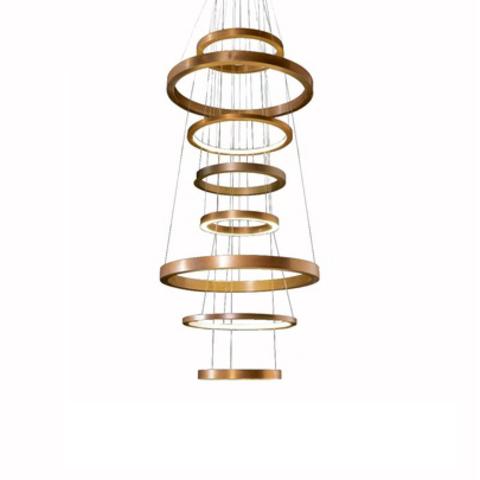 Подвесной светильник копия Light Ring XXXL by HENGE