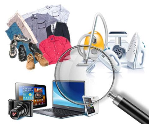 Товароведческая экспертиза, независимая экспертиза качества товара в целях защиты прав потребителей