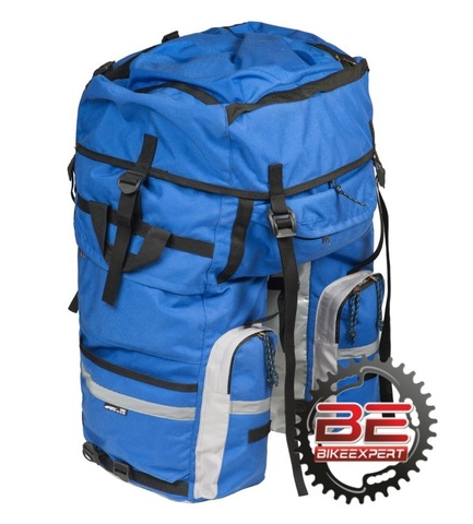 Велосумка-штаны на багажник Course Master 60-80 литров