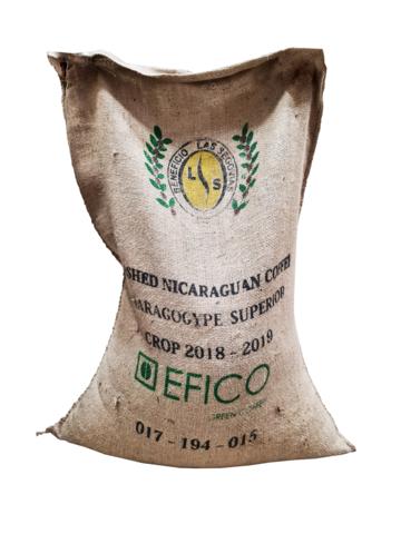 Кофе Nicaragua Maragogype 19+