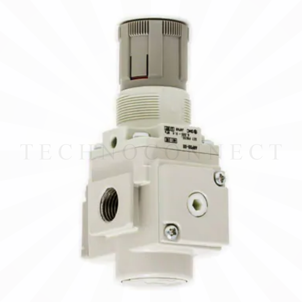 ARP30K-F02   Прецизионный регулятор давления с обр. клапаном. G1/4