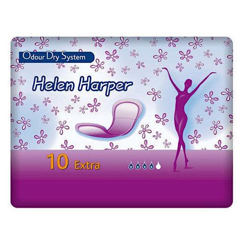 Helen Harper. Прокладки послеродовые Microflex Medium Extra, 1уп/10 шт