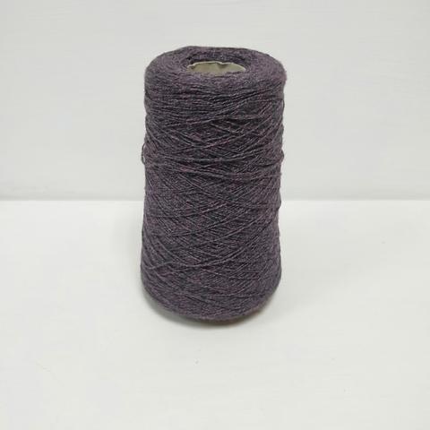 Lana Verg, Меринос 100%, Фиолетовый с серым, 750 м в 100 г