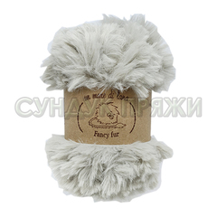 Wool Sea Fancy Fur 08 (светло-серый)
