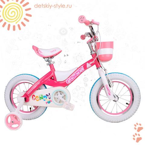 "Велосипед Royal Baby ""Candy Steel 14"" (Роял Беби)"