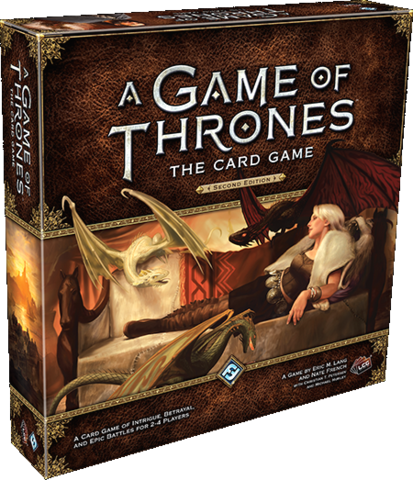 A Game of Thrones: The Card Game 2ed