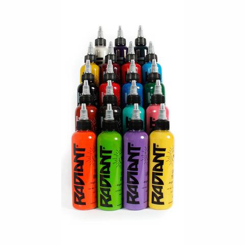 Краска Radiant Colors