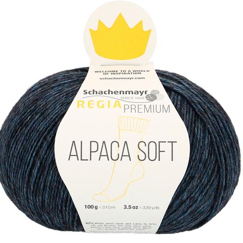 Пряжа Regia Premium Alpaca Soft 55