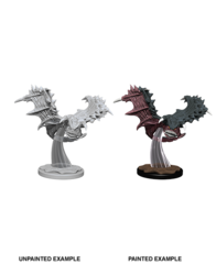 Pathfinder Battles Deep Cuts Unpainted Miniatures - Flying Ray