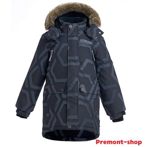 Зимняя парка Premont Вулкан Миджер WP92474 GREY