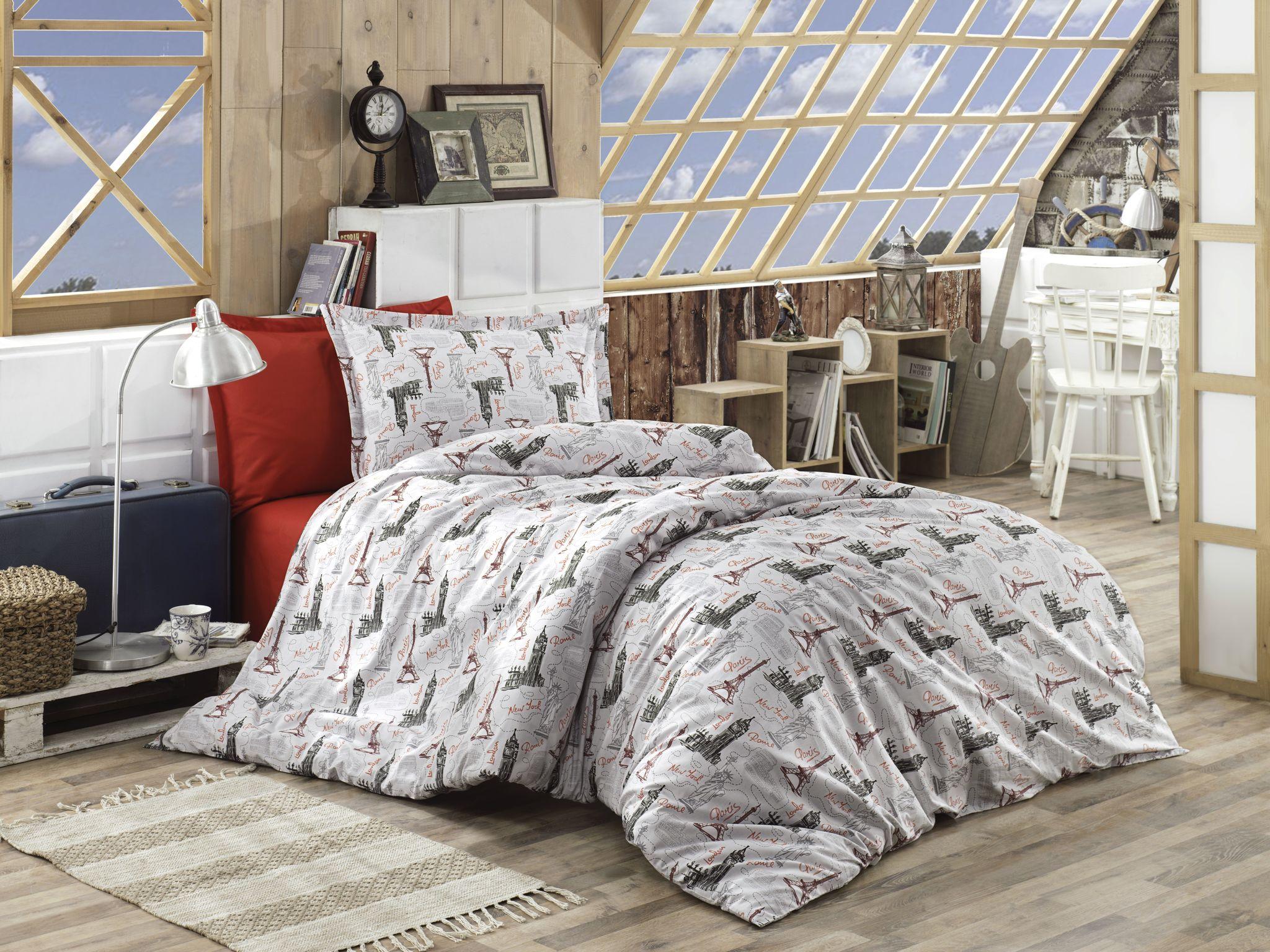 Подростковое постельное белье - Paris