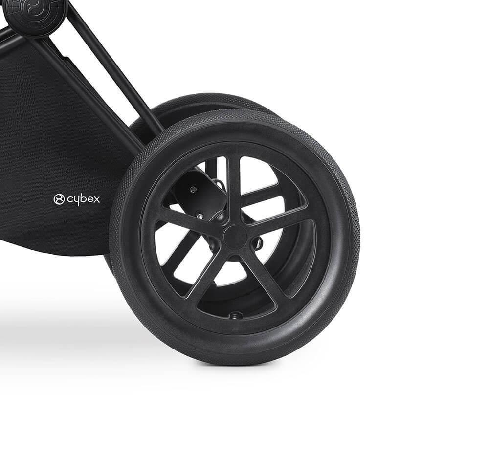 Колеса Комплект задних колес All Terrain Matt Black для коляски Cybex Priam Priam_BF_side_All_Terrain.jpg