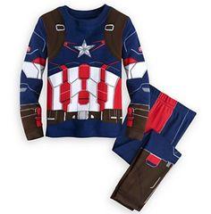 Костюм капитана Америка для малыша