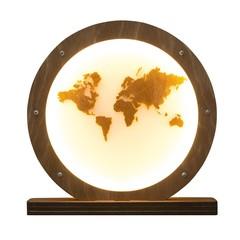 Карта Мира Светильник фото 1