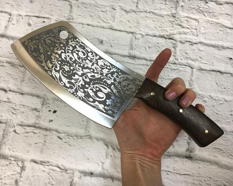 Нож-топорик Мясник-2