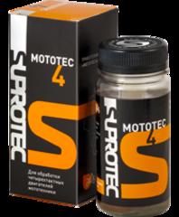 MOTOTEC 4 для четырехтактных двигателей мопедов, квадроциклов и другой мототехники