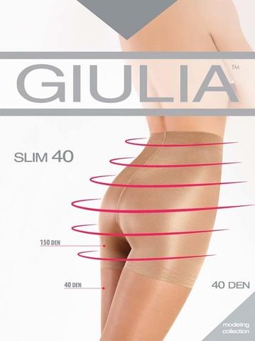 Женские колготки Slim 40 Giulia