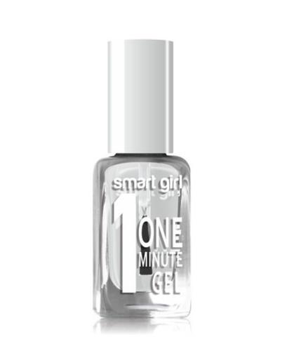 BelorDesign Smart Girl Закрепитель быстросохнущий One minute gel Top 10мл