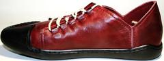 Спортивные туфли кеды мужские Luciano Bellini