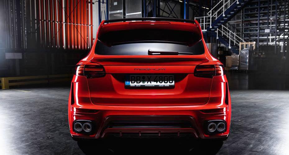 Обвес TechArt Magnum для Porsche Cayenne 958