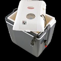 Купить Термоэлектрический автохолодильник Ezetil E 27 S Turbofridge от производителя недорого.