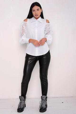 <p>Хит! Хит! Хит!&nbsp;</p> <p>&nbsp;</p> <p>Супер модно! Супер современно! Идеальная блузка для любого эффектного выхода в свет.</p>