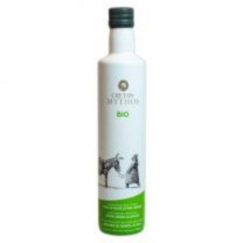 Оливковое масло Cretan Mythos Органик 500 мл